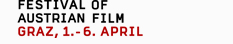 Festival of Austrian Film. 1.–6. April